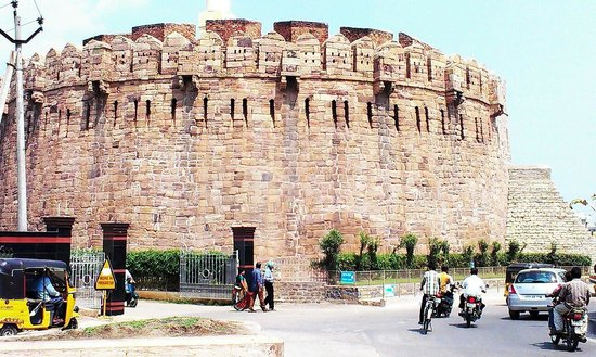 Kurnool, Indien: Kondareddy burz fort
