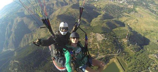 Paraglide Tandem