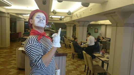 Cafe Rotonda