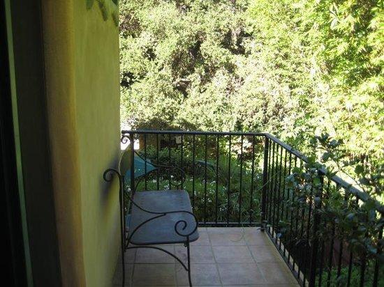 Emerald Iguana Inn: balcony