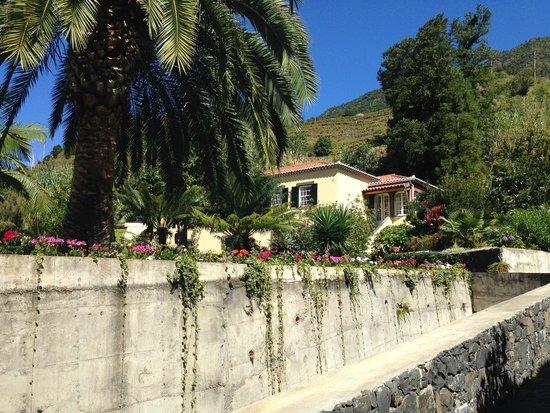 Casa da Piedade: Вид от парковки