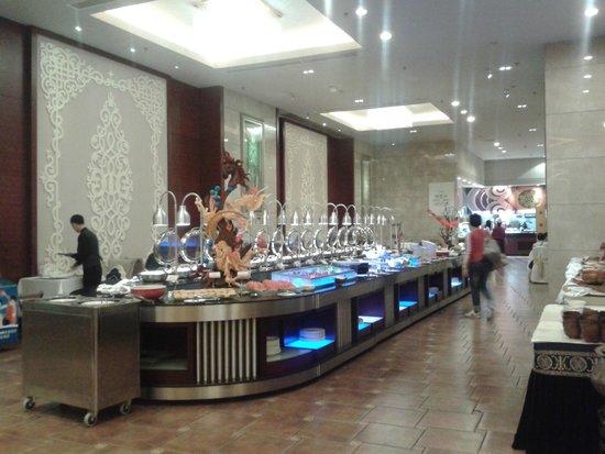 Inner Mongolia Grand Hotel: Buffet