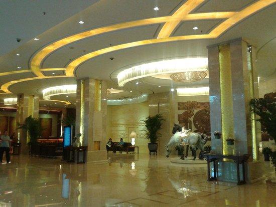 Inner Mongolia Grand Hotel: Recepção