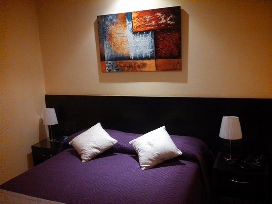 Sur Hotel: Quarto