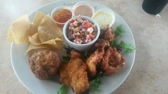 The Key Largo Conch House Restaurant & Coffee Bar: I loved this