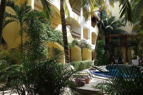 Hotel Riviera Caribe Maya : Piscine