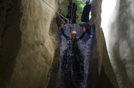 Bougainville Diving : Canyoning