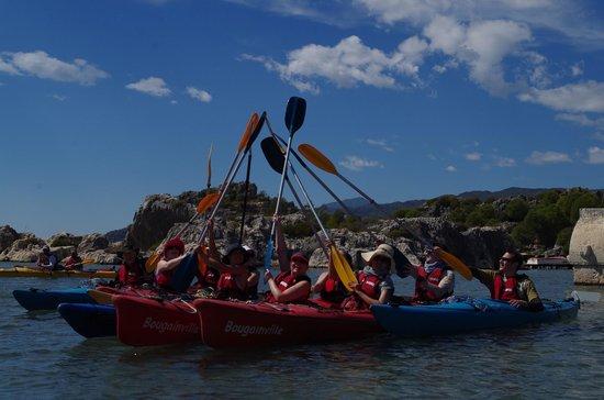 Bougainville Diving : Kayaking