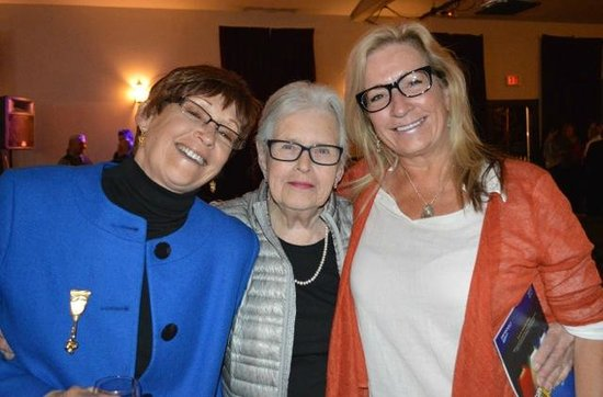 The Avens Gallery: The Mayor's Spotlight on The Arts honours local artists Zelda Nelson & Shirley Chinneck