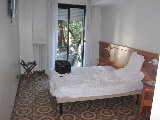 Hotel Trieste: Room 212