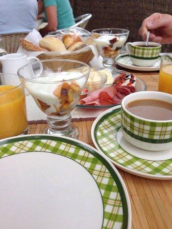 Casa Ceiba Maria: Frühstück