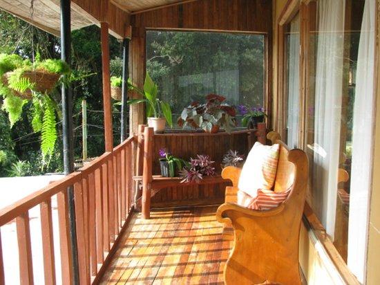 hotel jardines de monteverde terraza segunda planta
