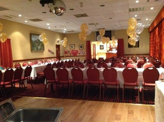 Cairngorm Hotel : What a set up Decor was by Speyvalley Gift Shop