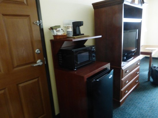 BEST WESTERN Fort Worth Inn & Suites: +++