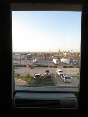 Hampton Inn & Suites Abilene I-20 : view from room