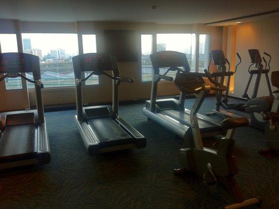 gym picture of eastin hotel makkasan bangkok tripadvisor rh tripadvisor com au