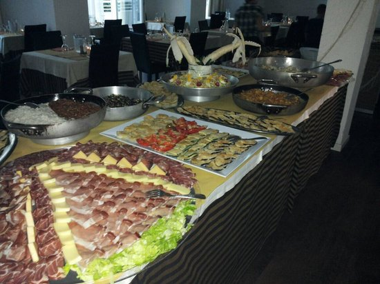 Hotel Aragosta : Mmmmm