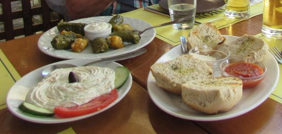 Taverna Othonas: Mezes - Othonas - JeLe-2014