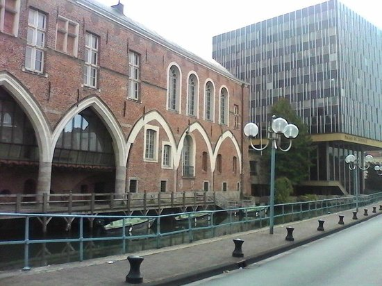 Anciennes Cellules du Parlement de Flandre