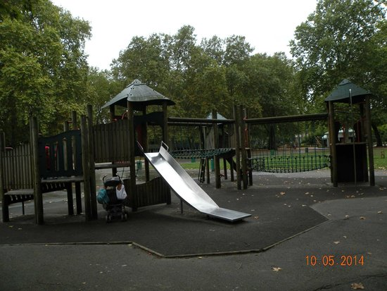 Coram's Fields: Playground
