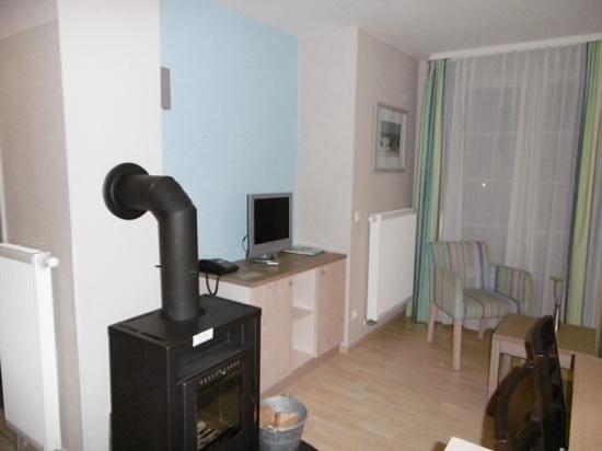Dorfhotel Sylt: Wohnbereich