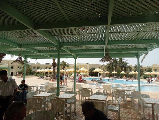 Hotel Nereides: la plage