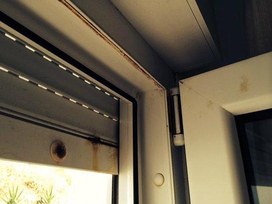 Adriani Hotel : finestra
