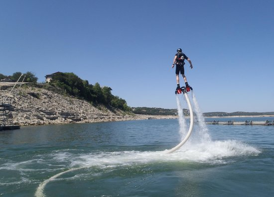 Red Dirt Flyboard