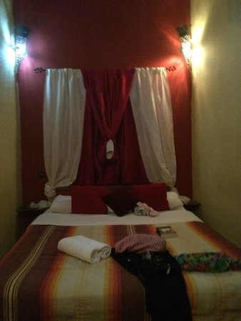 Riad Ocean Medina: room