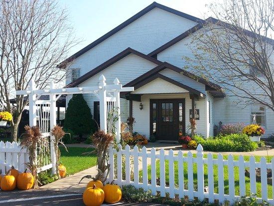 "Miller Haus Bed and Breakfast: All ""decked"" out for the autumn season!"