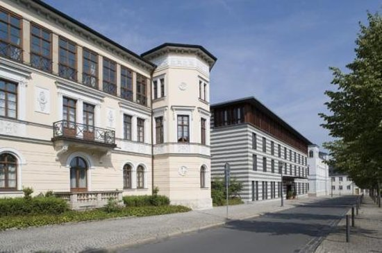 Dorint Am Goethepark Weimar: Hotel Dorint am Goethe Park