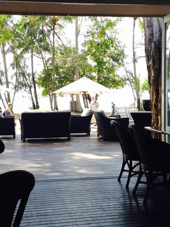 The Reef House Palm Cove - MGallery by Sofitel Collection: Breakfast outlook