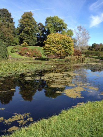 Kendal, UK: Grounds of Sizergh