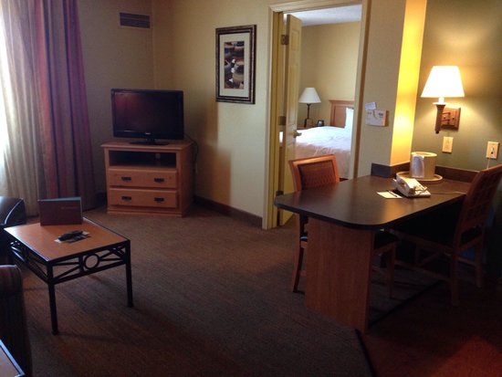 Homewood Suites by Hilton Albuquerque: Sala