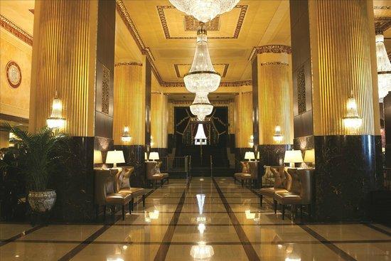Hilton Milwaukee City Center: Hilton Lobby