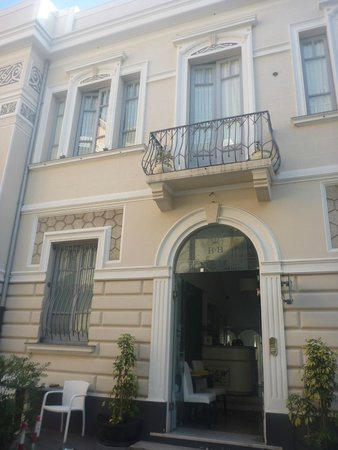 B&B Villa Vittoria : Entrance