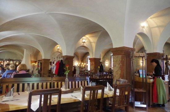 Abbey restaurant - Picture of Klosterschaenke, Pfortenhaus Kloster ...