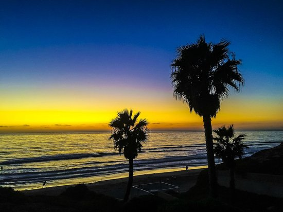 Holiday Inn Express Solana Beach/Del Mar: Sunset