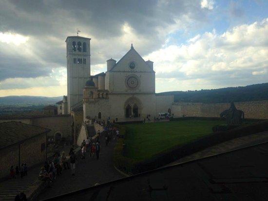 Hotel San Francesco: Basilica of San Francesco