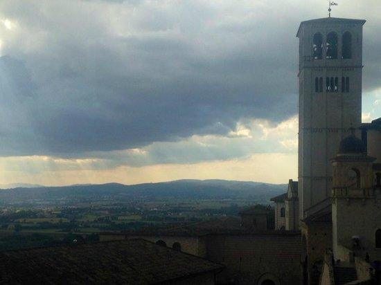 Hotel San Francesco: Just after it rained