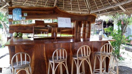 Ursula Beach Club: The Bar