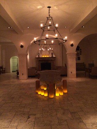 Hotel St. Francis: lobby