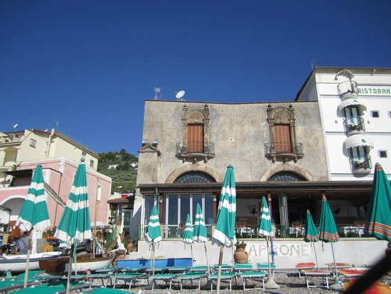 Hotel La Certosa : hotel