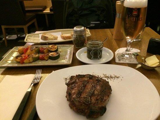 Estancia Steaks : Entrecote