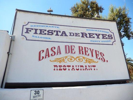 Casa De Reyes Restaurant: Wonderful place to eat