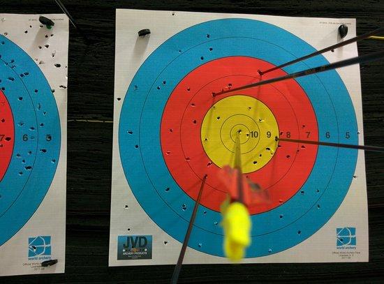 Bogfimisetrid: Bullseye.