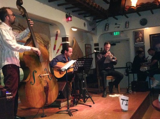 El Meson: Jazz/Latin Infused Live Music