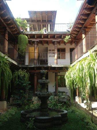 Candelaria Antigua hotel Garden