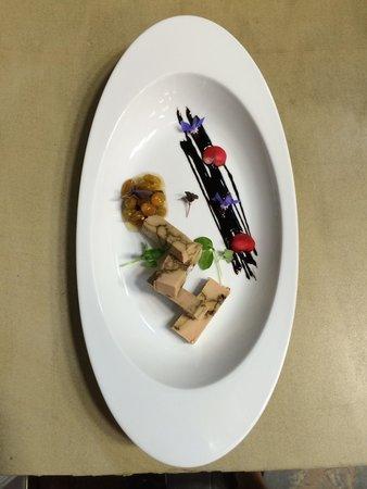 End Posts foie gras