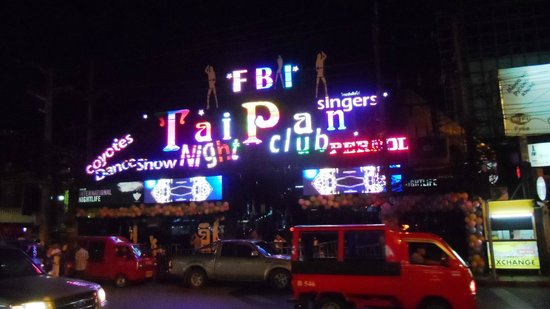 Bangla Road at night - Picture of Bangla Road, Patong ...